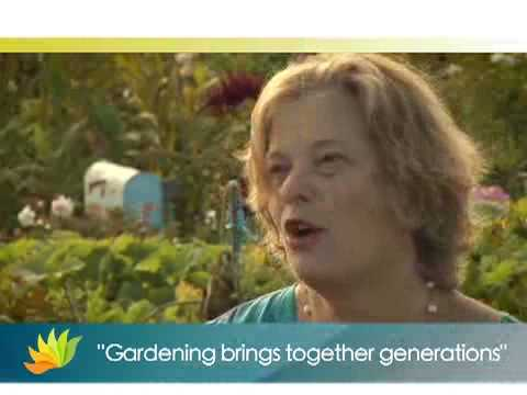 The Health Benefits of Gardens