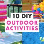 10 DIY Outdoor Activities and Backyard Games – HGTV Handmade