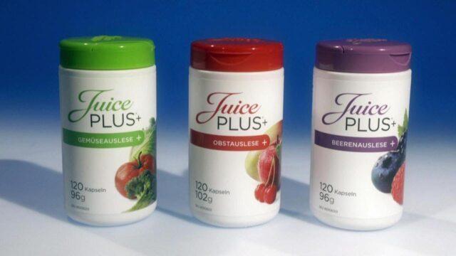Nahrungsergänzungsmittel: Wie Juice Plus seine Produkte verkauft