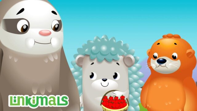 Linkimals™ – Learning Colors in the Garden   Kids Songs   Cartoons For Kids   Kids Learning