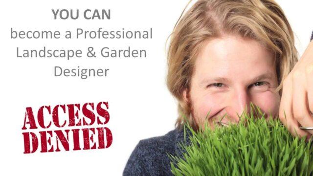 The Design Ecademy landscape Garden Design Courses