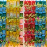 Amazing Vertical Garden Bottles Ideas for Home, Vertical Garden Wall