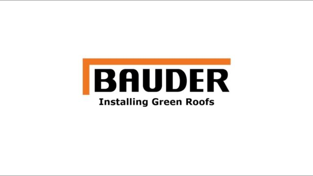 How to Install a Bauder Green Roof