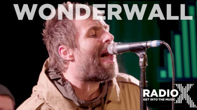 Liam Gallagher – Wonderwall Acoustic | LIVE From The Roof | Radio X session