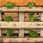 Pallet Herb Garden – HOW TO MAKE A Perfect Vertical Herb WALL (Simple DIY Project For Small Gardens)