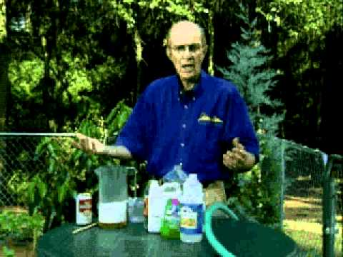 Jerry Baker's Year Round Vegetable Gardening Summer Regular Feedings