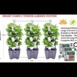 3 Tower Hydroponic Smart Farm Set-up Guide – Mr Stacky