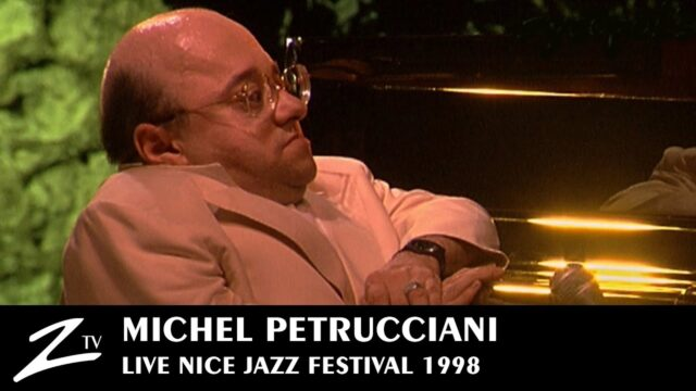 "Michel Petrucciani ""Take the a Train"" & ""On Top of the Roof"" – LIVE 1998"