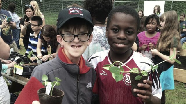 EMA School Garden Luncheon – Presented by City National Bank