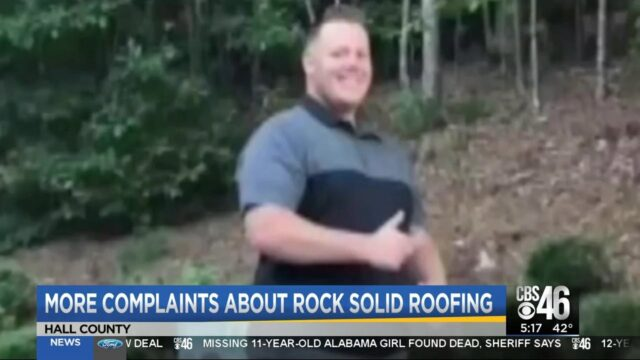 More complaints about metro Atlanta roofing company