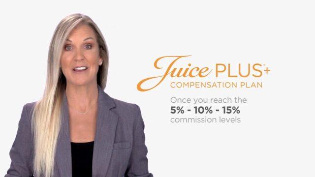 Juice Plus Compensation Plan 2020 CORPORATE STYLE BENEFITS