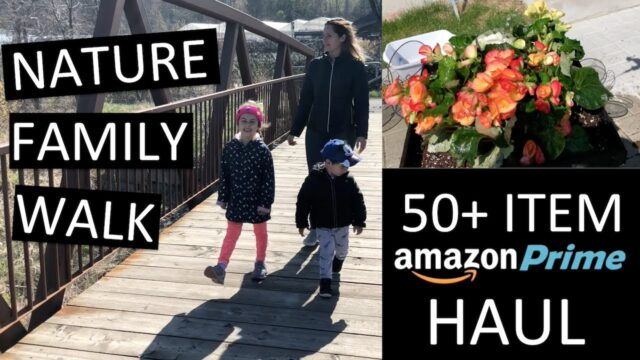 Nature Family Video | Gardening With Children | 50+ Amazon Quarantine Must Haves
