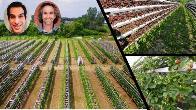 Outdoor Vertical Farming with Khaled Majouji