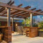 Modern Rooftop Terrace Design 2020 | Pergola Design Ideas |Wooden Rooftop Terrace Garden |Verandas