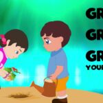 Grow Your Plants Nursery Rhymes   traditional nursery rhymes collection – BB-03