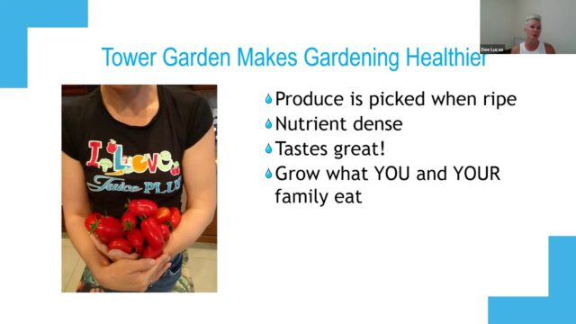 Tower Garden by Juice Plus