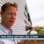Denver developer found an unseen upside of green roofs during last year's hailstorm
