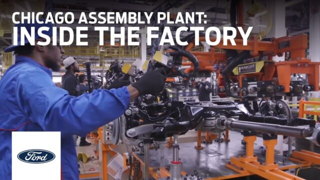 Chicago Assembly Plant: Inside the Factory | The Future of Ford and Transportation | Ford