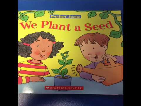 We Plant A Seed