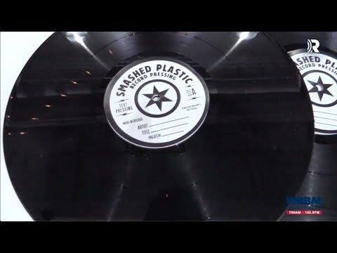 Inside Chicago's New Vinyl Pressing Plant