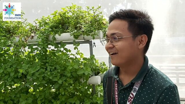 CLSU – Hydrophonics and Aquaphonics the new Urban Farming, Nueva Ecija
