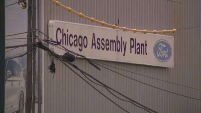 Case of COVID-19 confirmed at Chicago Ford plant just a day after reopening