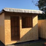 Building My Garden Office: Part 7 – Roof and Wrap