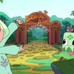 Kuroba   Welcome To The Botanical Garden   Cartoons For Kids   Cartoons For Children   Kuroba