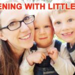 Garden Update // gardening with children // LARGE FAMILY LIFE