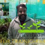 कुणाल  सर   राजस्थान से  (From Rajasthan)  @mohit Hydroponic Farm