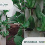 Cara semai dan perawatan pada growing tower   Unboxing growing tower part 2 (2/2)