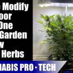 How to Convert an All-In-One Indoor Hydroponic Garden System to Grow Cannabis