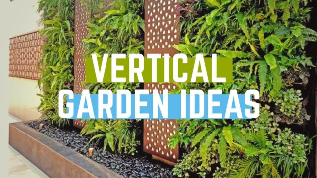 Beautiful vertical gardening ideas for your home (2020) #plants #gardening #verticalgardening #ideas