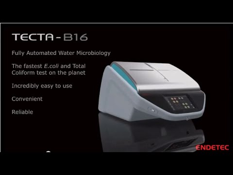 ENDETEC™   TECTA™, Automated Rapid Microbial Detection Systems