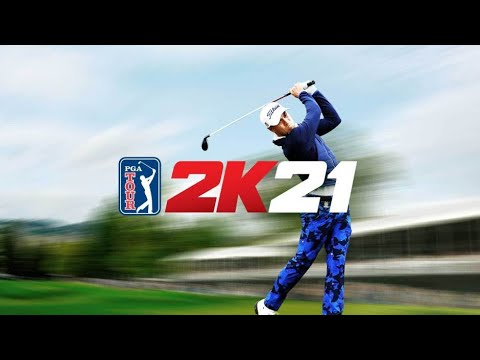 PGA TOUR 2021 PC GAMEPLAY – GREEN GRID OFF