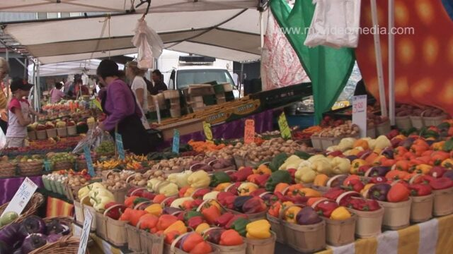 Farmers Market, St. Jacob, Waterloo – Canada HD Travel Channel