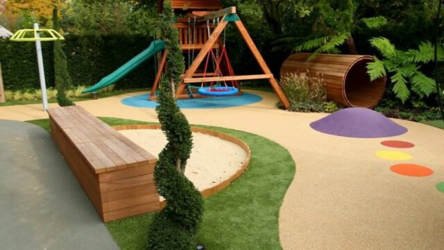 Cool 50 + Children's Nursery Garden Design – Gerden Design Ideas