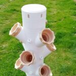Modular Hydroponic Tower Garden – Testing