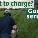 What to charge for garden services and maintenance uk