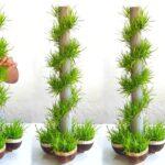 vertical garden ideas / hanging plant / hanging garden / gardening ideas for home