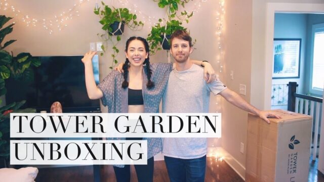 Tower Garden Unboxing!