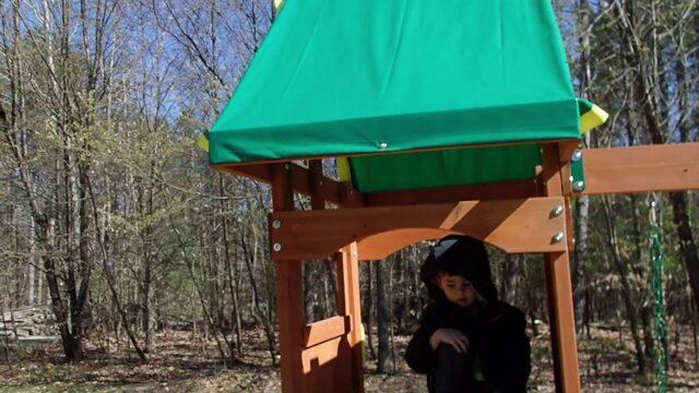 Backyard Discovery: Weston Playset Swing – 1 Year Update