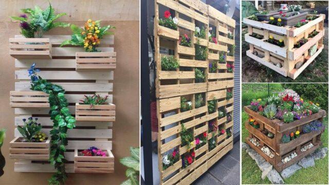 10+ Staggering Break Down a Pallet The Easy Way Ideas | diy garden