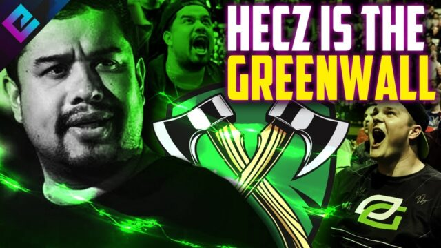 HECZ Proves the GreenWall is with NRG Now