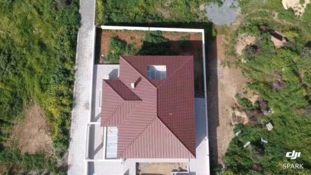 KEBE Mediterranean Brown roof tiles