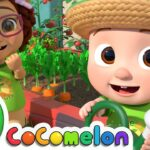 Gardening Song | CoComelon Nursery Rhymes & Kids Songs