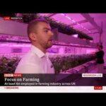 Vertical Farming – BBC News Channel Live