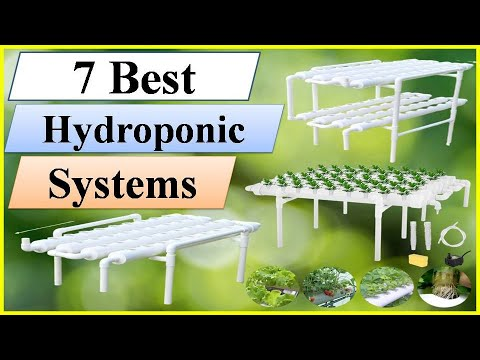 ✅Hydroponic Systems:Top 7 Best Hydroponic Systems in 2020 |