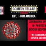 #129: Coronavirus update W/ professor Dickson Despommier | Live From America Podcast