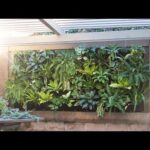 How To Install Vertical Plant Pocket Wall Garden